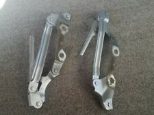 2009 Chevrolet Cobalt trunk lid hinges left and right