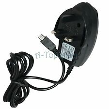 MAINS CHARGER FOR SAMSUNG GT-B5310 GENIO SLIDE B3310,I7500,S3600,S5620,S5600