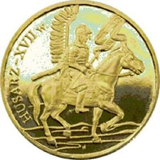 Poland / Polen - 2zl History of the Polish Cavalry: Winged cavalryman