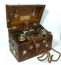 Vieux Téléphone Um 1900 Lars Magnus Ericsson & Co.Stockholm 388644