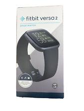 Fitbit Versa 2 Activity Tracker - Stone/Mist Gray