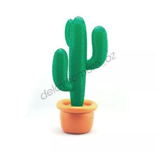 Inflatable Blow Up Cactus Mexican Western Cowboy Party Supplies Decoration Prop
