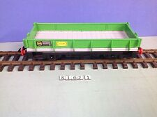 (K162.1) playmobil train RC wagon vert ref 4017