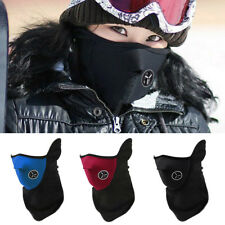 US! Face Mask Wind Protection Cover Outdoor Cycling Riding Comfort Sport Hats