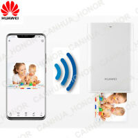 Huawei Instant Portable Bluetooth Mobile Photo Printer CV80 For Android iPhone