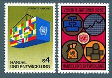 ONU - UNITED NATIONS (VIENNA) - 1983 - 6° Conferenza delle Nazioni Unite