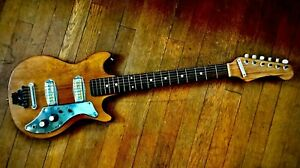 Teisco, Kent, Conrad, Guitar Gold Foil Pickups Vintage MIJ Early 60's Cool!