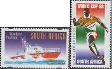 Zuid-Afrika 1122,1129 (compleet.Kwestie.) postfris MNH 1998 Lifeboat, Voetbal