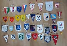 HANDBALL Pennant 35 different Handbal National team ,handball club Lot 2
