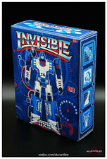 Pre-order Transformers toy DX9 D03 Invisible G1 Mirage Action figure