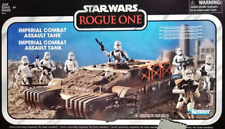 HASBRO STAR WARS VINTAGE COLLECTION ROGUE ONE IMPERIAL COMBAT ASSAULT HOVER TANK