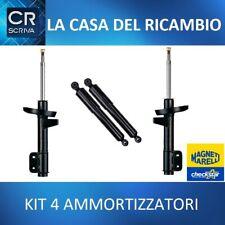 Kit  Ammortizzatori Ant+Post Fiat Punto 188 dal/'99 1200 1400 1300 M-Jet STARLINE