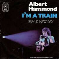 "Albert Hammond - I'm A Train (7"", Single) Vinyl Schallplatte - 39853"