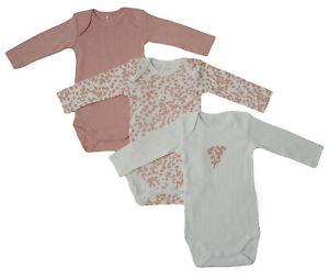 NAME IT Baby Jungen 5er-Pack Set langarm Bodys Bio-Baumwolle Strampler Bodies