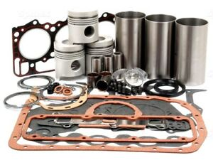 COMPATIBLE ENGINE OVERHAUL KIT FOR SOME FORD 3000 3600 TRACTORS.
