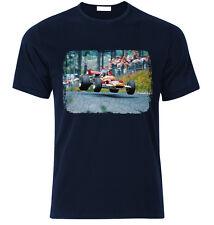 F1 LOTUS 49C GOLD  LEAF TEAM Graham Hill Nordschleife T Shirt Weihnachtsgeschenk