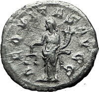 PHILIP I 'the Arab' 246AD Authentic Genuine Silver Ancient Coin Equality i60304