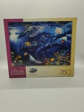 The Puzzle Collection Christian Riese Lassen Sea of Life 750 Piece Mega