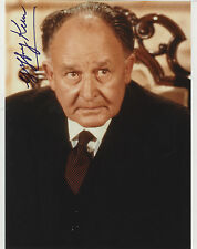 """Geoffrey Keen """" as Frederick Gray """" in James Bond In Person Signed Photograph."""