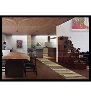 Listelli tappeto cucina largo 50 cm.