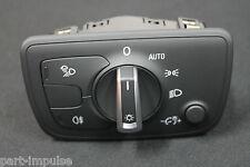 Audi A6 S6 RS6 4G A7 Interruptor de la luz carretera múltiple Xenon 4G0941531S