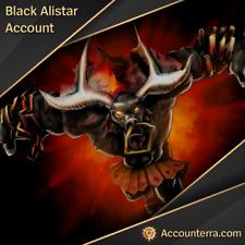 Black Alistar Buy • North America NA • LoL Account Rare Skin • Accounterra.com