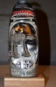 Star Wars Titanium Die-Cast - AT-AT Walker (2006)