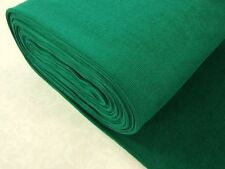 Bündchen Bündchenstoff Strickschlauch Schlauchware Gerippt Grün