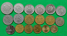 New ListingLot of 18 Mixed Old Morocco Coins You Date Middle East !