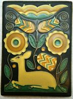 """MOTAWI ART TILE VIENNA WOODS  6""""x 8''  Special Order Glaze Colors! Beautiful!"""
