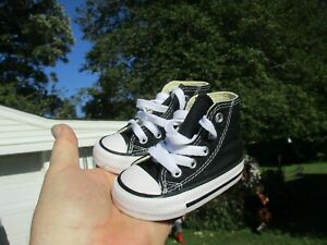 Converse All Star Baby Size 3C WOW Nice!!!