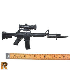 Basic Training Grunt - M4 Machine Gun - 1/6 Scale - GI JOE Action Figures
