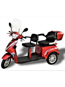 Dreirad Scooter, Senioren Mobil