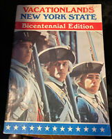 New York State Vacationlands Bicentennial Edition 1976, Vacation Guide, EUC