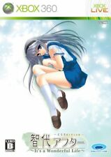 USED Xbox 360 Tomoyo After ~It's A Wonderful Life~ CS Edition 70101 JAPAN IMPORT
