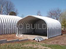 DuroSPAN Steel 25x20x12 Metal Building Kits Prefab Garage Shop Open Ends DiRECT
