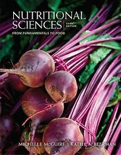 Nutritional Sciences : From Fundamentals to Food by Kathy A. Beerman 3rd edition