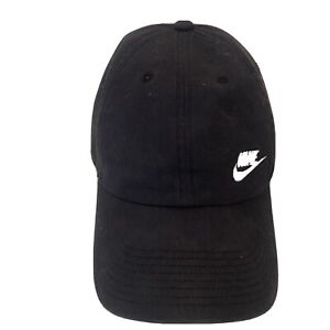 Women's Nike Casual Workout Hat Black Athleisure