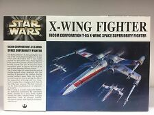 FineMolds SW1 Star Wars X-Wing Fighter T-65 X-Wing Space Superiority Fighter JPN