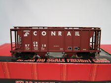 Atlas HO Scale CR Conrail PS2 2 Bay Covered Hopper Car H34C NOS 1804