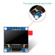 Blue 128X64 OLED SSD1306 LCD Display Module 0.96