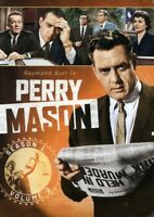Perry Mason: Season 1 Volume 2 [New DVD] Black & White, Full Frame, Sensormati