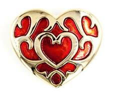 ZELDA HEART CONTAINER ENAMEL PIN BY LITTLE SHOP OF PINS