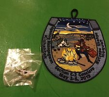 2013 Section C2 Conclave Delegate Patch And Participation Pin