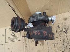 SKODA Superb 01-08 1.9 TDI AFV AWX Turbo Cargador Unidad GT17494V 038145702 Garret