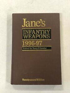Jane's Infantry Weapons 1996-97