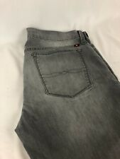 LUCKY BRAND Woman's Jeans Size 32X29 Gray Color Charlie Super Skinny 3 Zipper