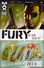 FURY MAX #4 (MR) MY WAR GONE BY MARVEL COMICS
