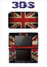 SKIN STICKER AUTOCOLLANT DECO POUR NINTENDO 3DS REF 52 ANGLETERRE - ENGLAND