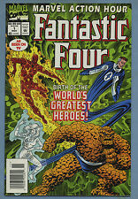 Marvel Action Hour featuring Fantastic Four #1 1994 Newsstand Edition Cartoon